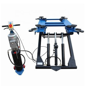 Portable And Movable Scissor Car lift Used Car Scissor Lift For Sale