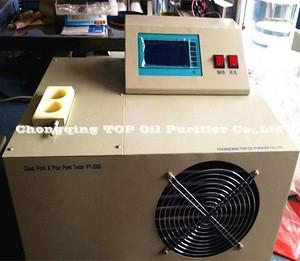 PT-2000 Cloud Point & Pour Point Tester high quality lab equipment