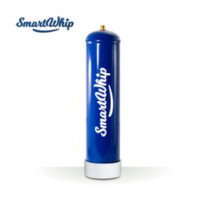SmartWhip: Nitrous OXide Cylinder; Cream Charger 580g (N2O) Nitrous Oxide Bottle, E942