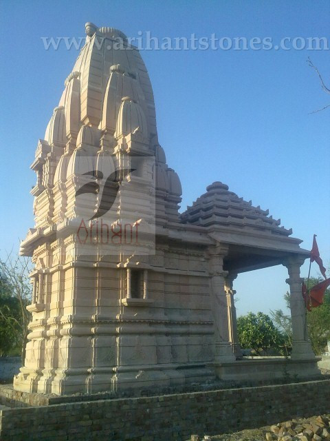 Stone Temple Art 11