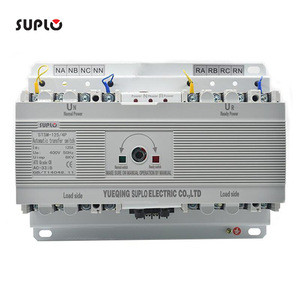 STSM Dual power automatic transfer switch 3P 400A