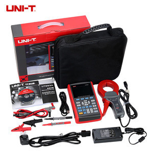UNI-T UT283A Single Phase Power Quality Analyzer Energy Meter True RMS USB Interface Comprehensive Analysis Capture Record
