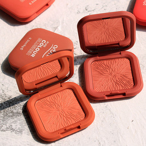 Vitality monochromatic blush, let you become more vitality