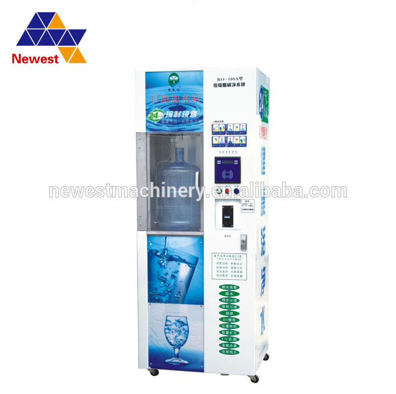 water vending machines for sale purified water,self-service water vending station