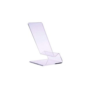 Wholesale Acrylic Mobile Cell Phone Display Stand Holder ,Digital Tablet Display Stand