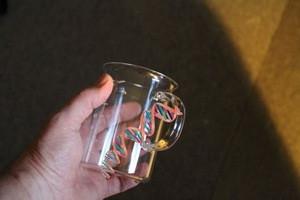 Wholesale Custom Printed /Designed Hand Made High Quality Borosilicate Glass Material Glass Beaker