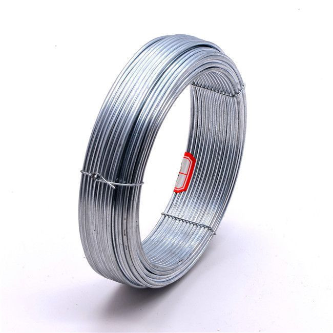 Import Hot sale-Galvanized wire/Galvanized iron wire/Binding wire/0.7mm to 4.0mm,0.2kg to 200kg/roll 500kg/roll from China