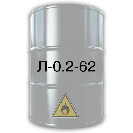 D2 Diesel Gas Oil L-02-62 Gost 305-82