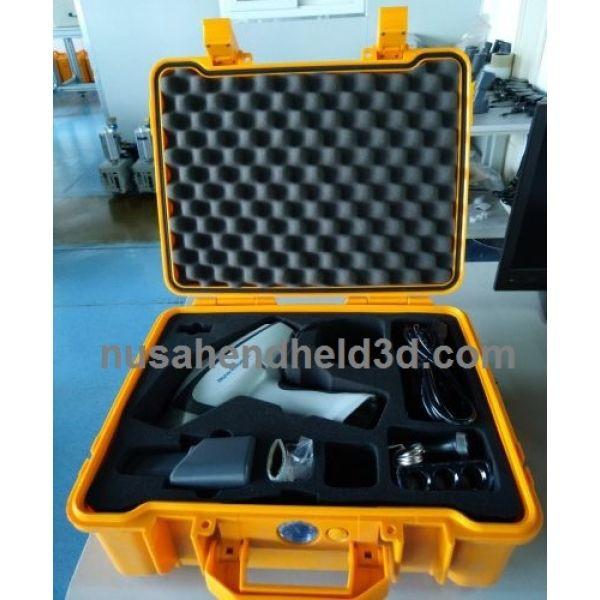 Used Skyray Genius 7000 XRF Handheld Mineral Analyzer