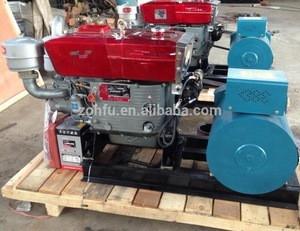 15 kw electrical starting silent diesel generator