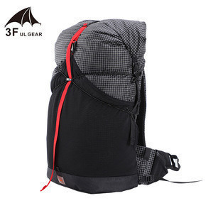 3F UL GEAR Trajectory 35L XPAC & UHMWPE Lightweight Durable Travel Camping Hiking Backpack Outdoor Ultralight Packs
