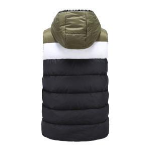 Boy Vest soft padding  three color in one body