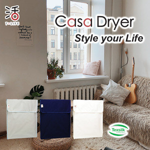 Casa Dryer Fold-able Clothes Dryer with door hanger