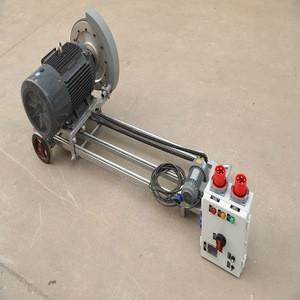 Chain rope sawing machine