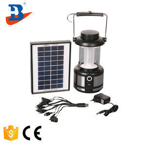 Cheap portable outdoor IP55 36 led solar lantern