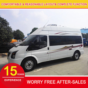 China RV motorhomes truck camper australian standards/touring car for sale