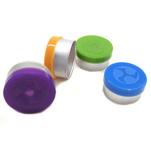 Custom high-grade design silicone valve flip top cap plastic flip top water bottle cap
