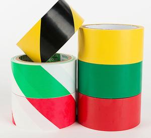 Custom Printed PE Plastic Hazard Warning Barricade Tape