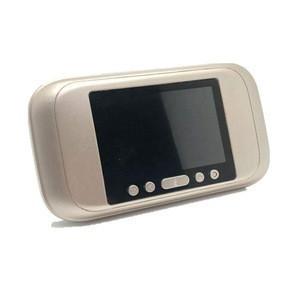 Digital Door Viewer LCD Security Camera Monitor Video Record Door Bell
