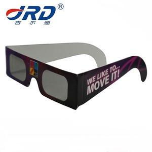 Disposable 3d glasses 3d video glasses