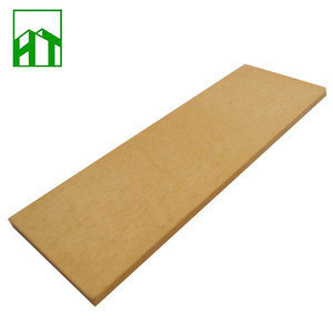 Factory decorative cement board exterior thermal wall panel