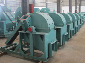 Factory direct wood grinder/wood crusher machine