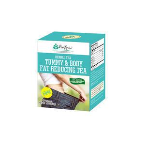 Herbal slimming slim private label detox herbal flat tummy tea weight loss Slimming