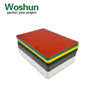 High quality Plastic full shim plate  plastic packer