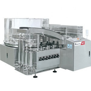 HIGHFINE AutomaticStainless Steel Washing Machine production line for Vial