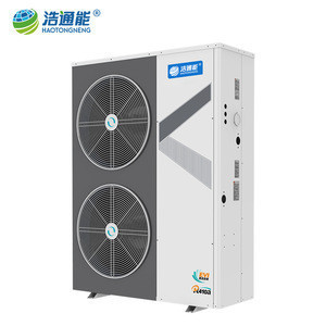 Hot sale 3KW-250KW stand mounted air source heat pump water heater for villa