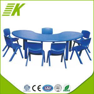 Kindergarten desks and chairs/kindergarten kids furniture