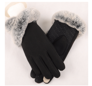 Ladies Protective Gloves China Factory Womens Cashmere Gloves