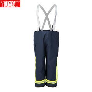 Man safety cheap flame retardant work firefighter uniform