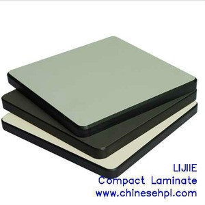 Matte/Glossy/Texture Surface Finishing and Decorative High-Pressure Laminates / HPL Type Shower Toilet Cubicles
