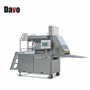 Meat Cutlet Making Machine/ Meat Pie Production Line/ Meat Pie Molding Machine
