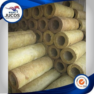 Mineral Wool Rockwool Blanket with Wire Mesh