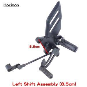 Motorcycle Adjustable Brake Gear Shifter Assembly Left Shift Pad Pedal Lever 150 200 Horizon Model