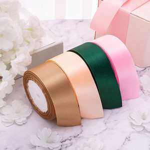 Multiple colour a florist to make flower bouquet wrapping packing gift ribbon