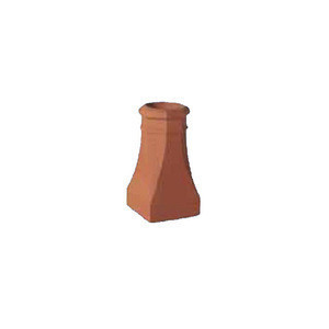 New hot sale newly handmade custom terracotta chimney pipe