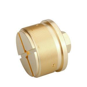 OEM copper futting copper product copper valve machine parts