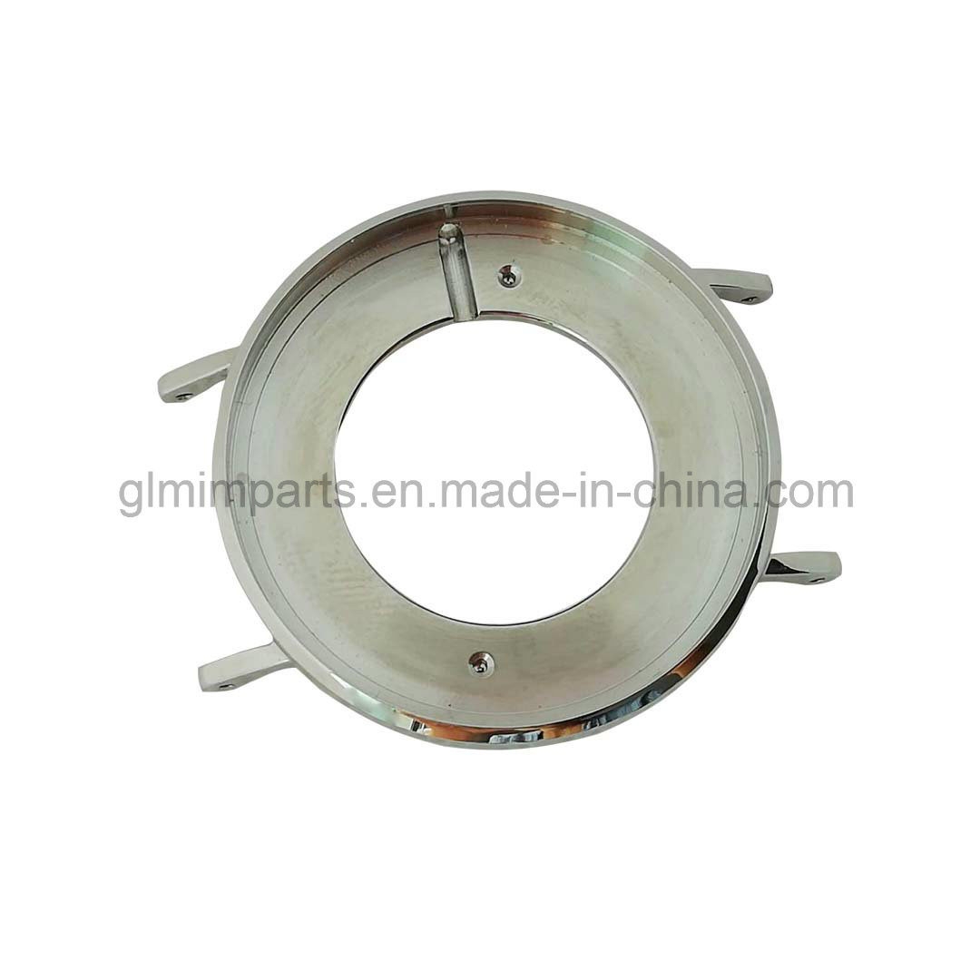 OEM High Precison 304 Stainless Steel Parts China Metal Fabrication Factory
