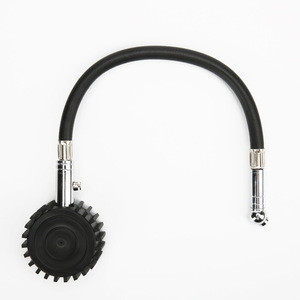 OEM Wholesale tyre plus manual heavy duty digital tire pressure gauge with hose