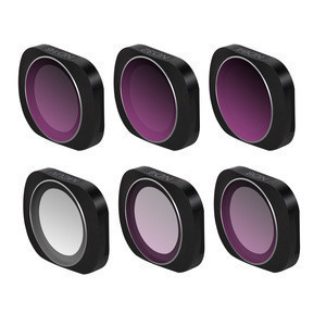 Optical Glass Lens Filter for DJI Osmo Pocket Vlog Handheld Gimbal Lens UV CPL ND8 NDPL filter for Pocket camera