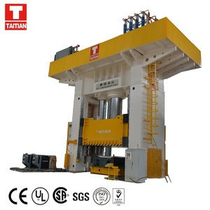 Taitian 4000T Frame Composite Moulding Hydraulic Press Machine
