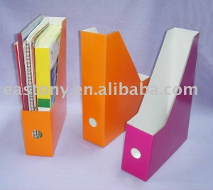 Take away biodegradable recycled paper file folder
