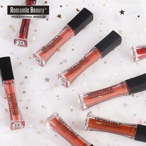 Vendor Custom brand Logo Liquid Lipgloss Moisture Longwear Hydrating Lip Gloss