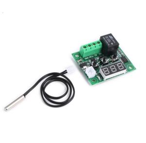 W1209 Digital Thermostat Temperature Control Switch  DC 12V Sensor Board Module
