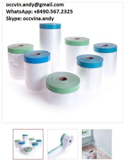 Cloth Tape Masker