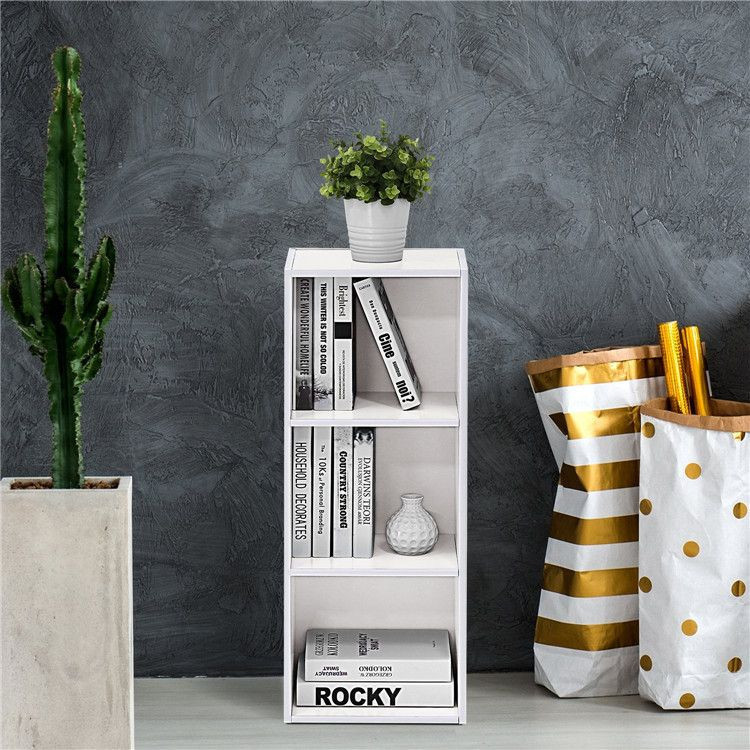 Quality Assurance Fashion Bookcase Wooden