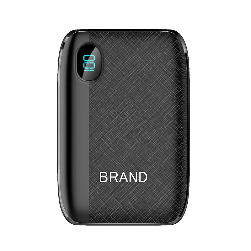 JLY 10000mAh Power Bank for Company gift OEM/ODM Fast Charging powerbank powerbanks LED